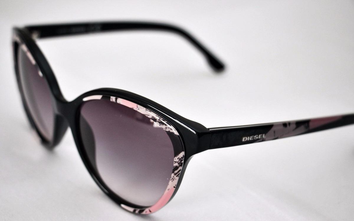 Óculos Sol Feminino Diesel Original Mega Desconto - R  179,90 em ... b274f73cb3