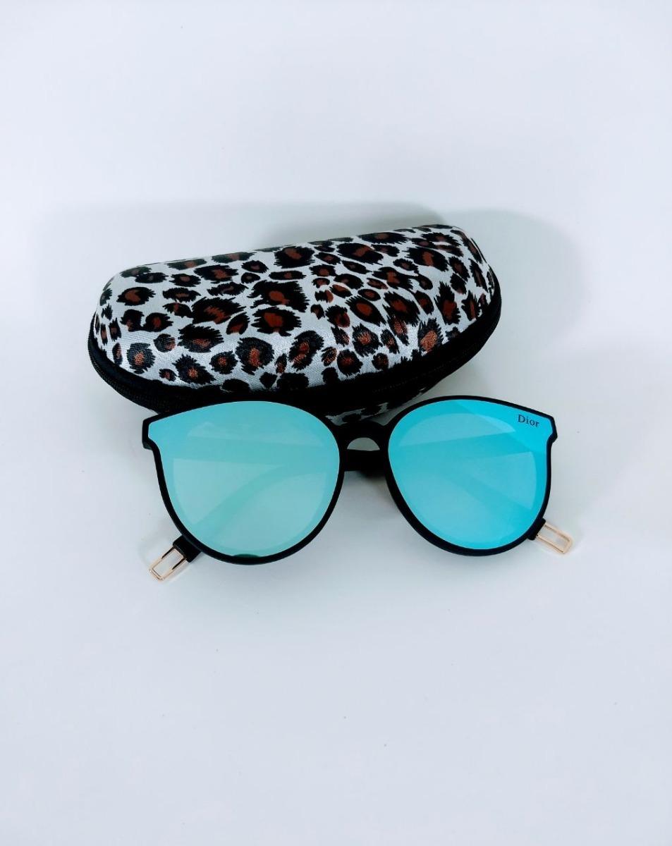 Óculos Sol Feminino Dior Proteção Uv Promoção - R  249,00 em Mercado ... a660e8698c