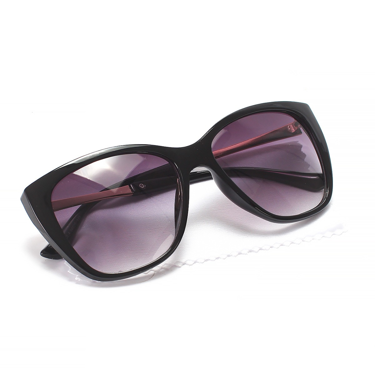 oculos sol feminino gatinho lente proteção uv estojo grátis. Carregando  zoom. 42272ed873