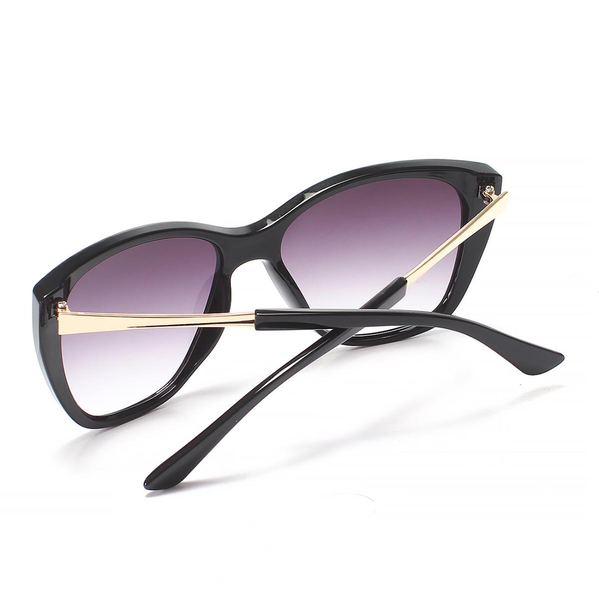 7b5036140 oculos sol feminino gatinho lente proteção uv estojo grátis. Carregando  zoom.