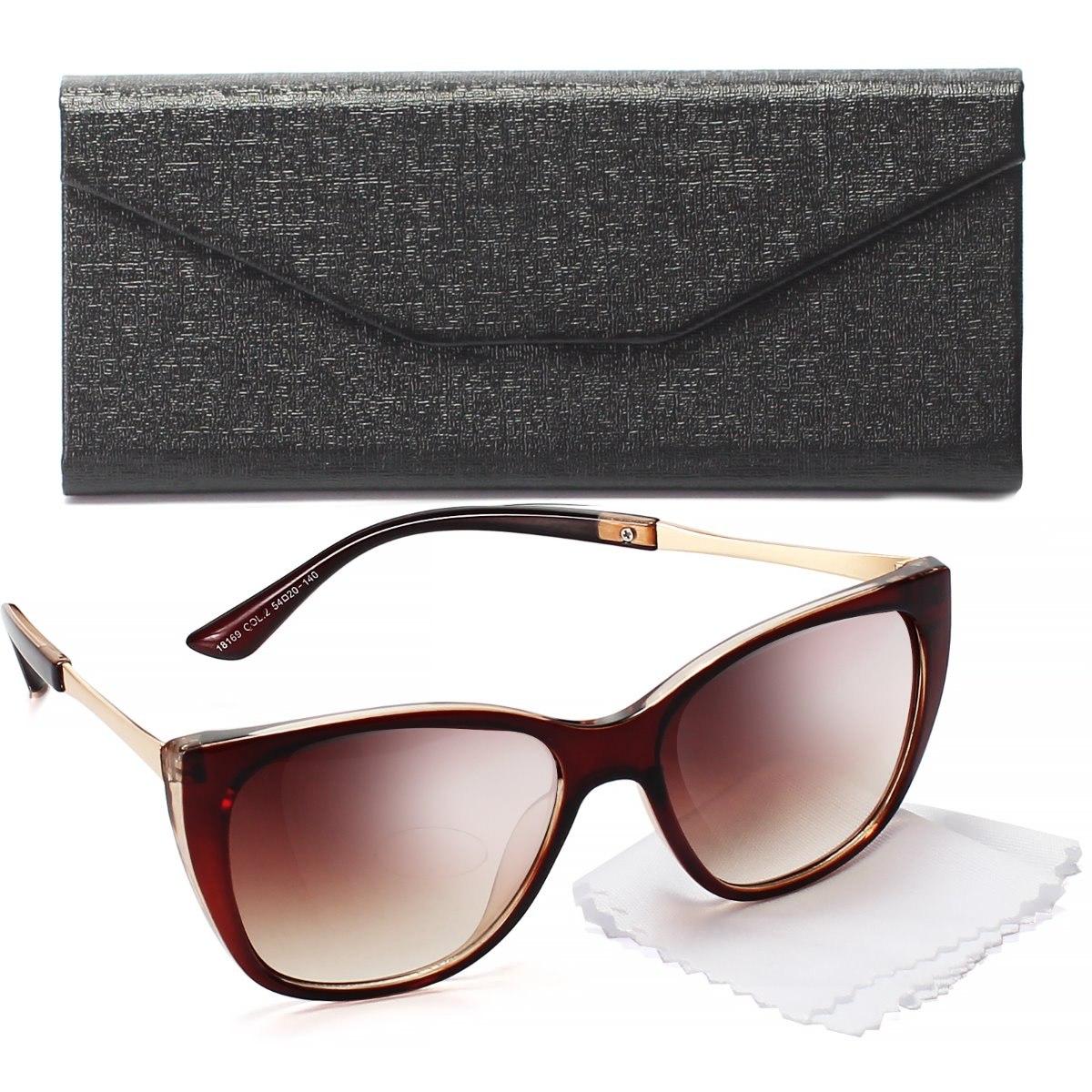 0cca6d549 oculos sol feminino gatinho lente proteção uv estojo grátis. Carregando  zoom.