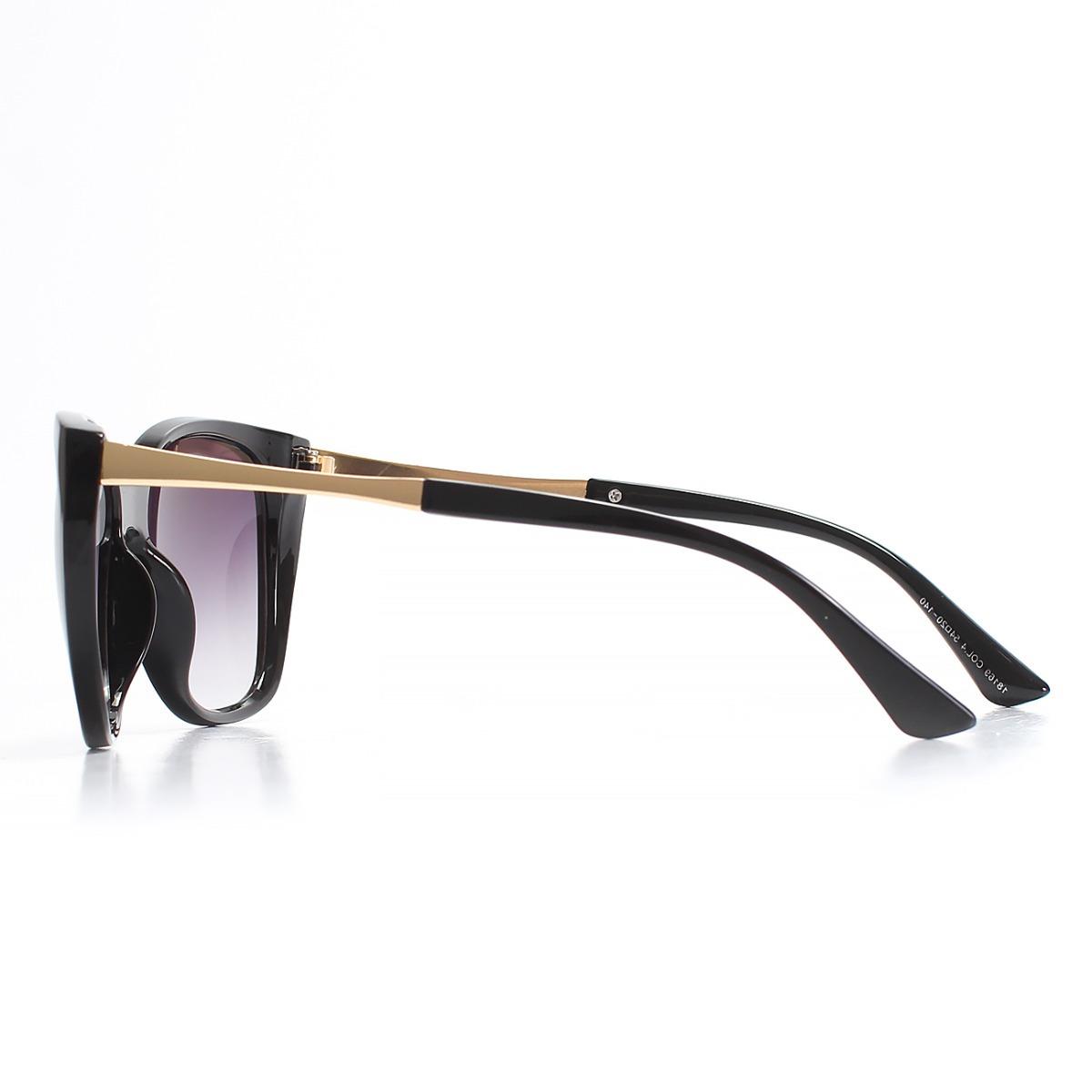 05981529cea88 oculos sol feminino gatinho lente proteção uv estojo grátis. Carregando zoom .