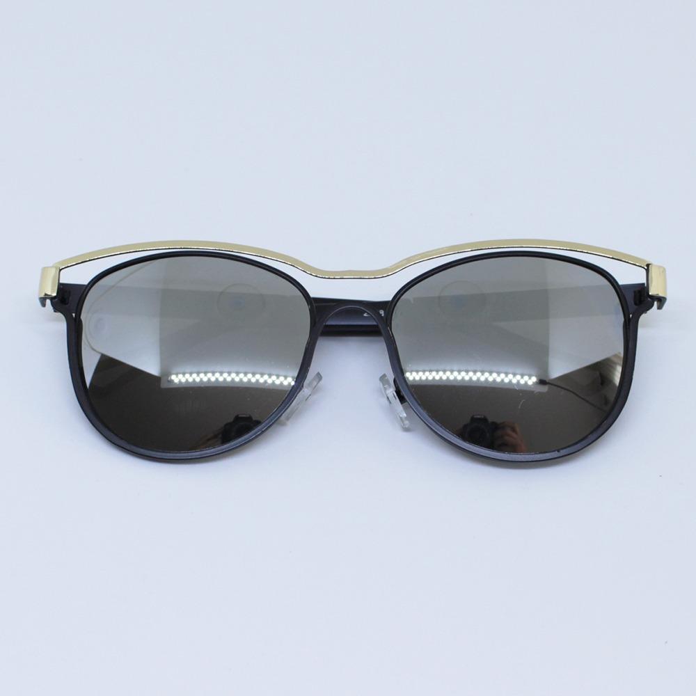 eb7aa6e6c8871 óculos sol feminino grande preto espelhado fashion top moda. Carregando zoom .