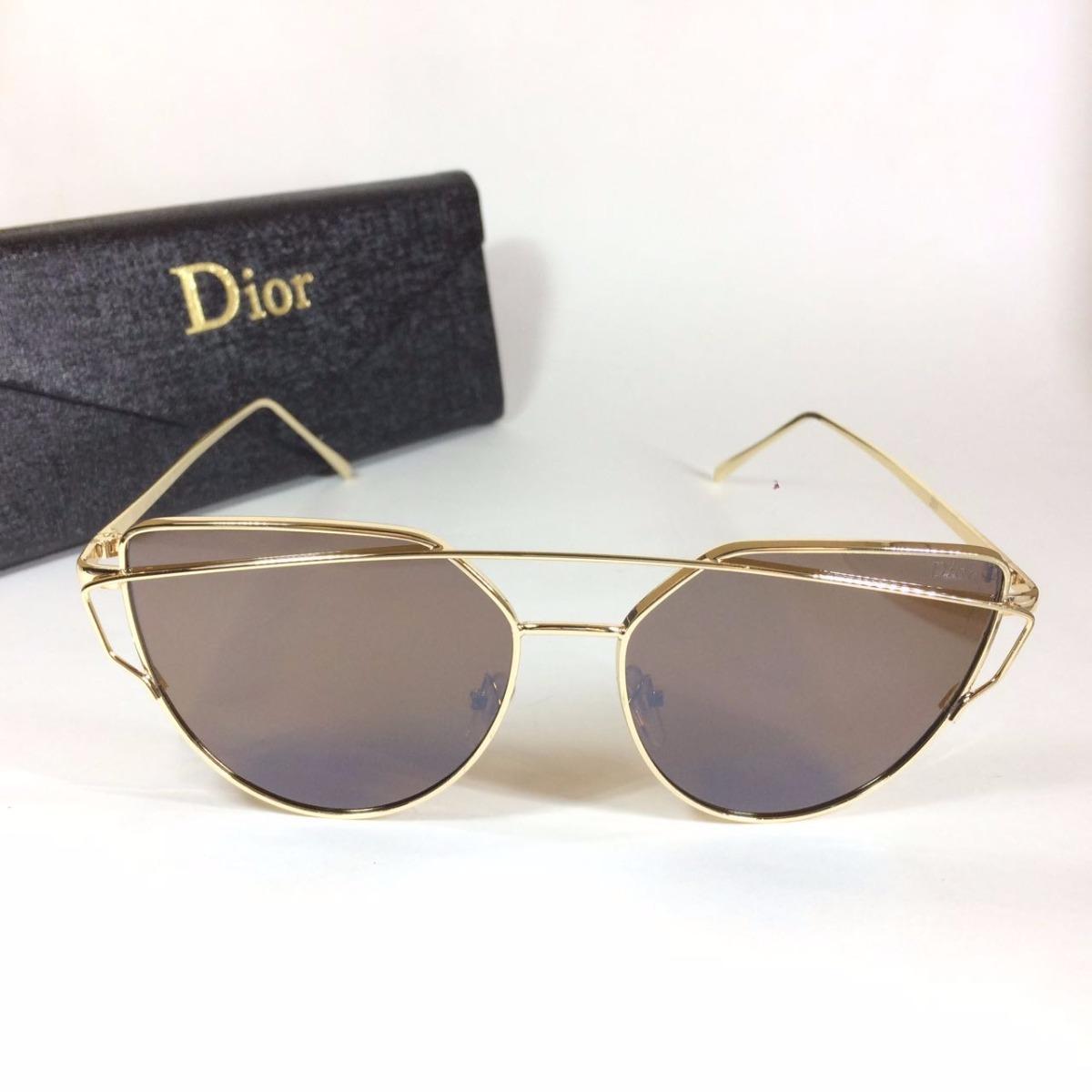 8d319692c0384 oculos sol feminino luxo dior reflected marrom pronta entreg. Carregando  zoom.