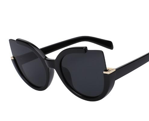 a0a9b59dca7bd Oculos Sol Feminino Olho Gato Preto Retro Vintage Promoção - R  79 ...