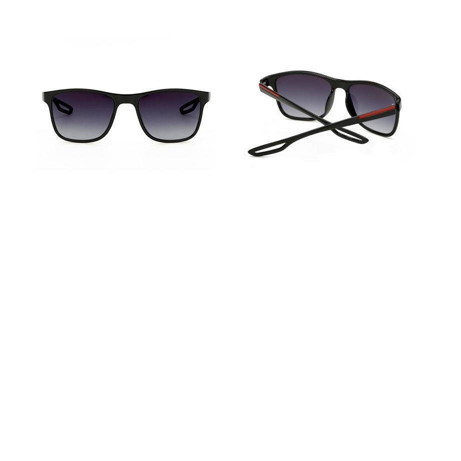 50acbf2d86d65 óculos sol feminino quadrado degrade tigresa co marrom fosco. Carregando  zoom.