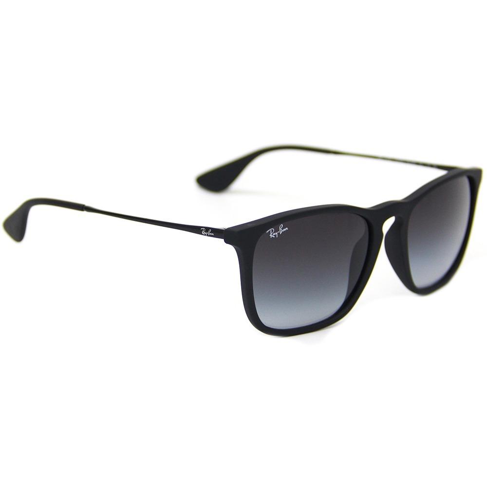 c4a2b84150d9d Óculos Sol Feminino Ray Ban Chris 4187 - R  320,00 em Mercado Livre
