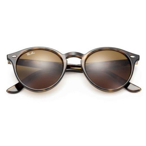 41dc028011b08 Óculos Sol Feminino Ray Ban Redondo 2180 Round Stylish+brin - R  229 ...