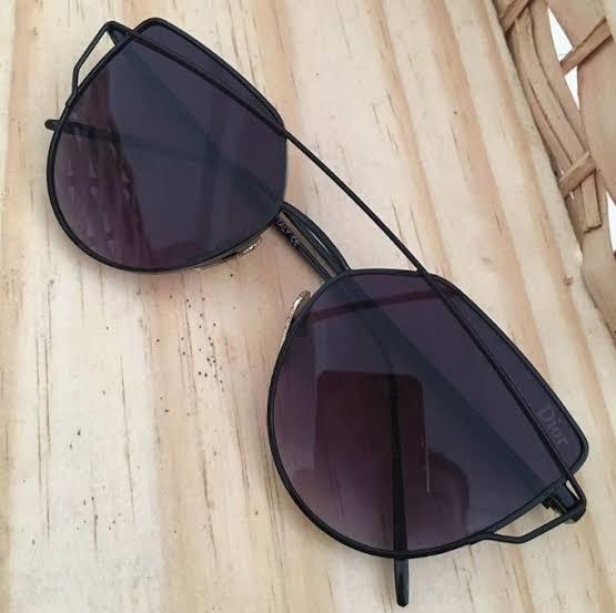 33125e942 Oculos Sol Feminino Starlight Espelhado Gato Cat Eye Rosa - R$ 37,40 ...