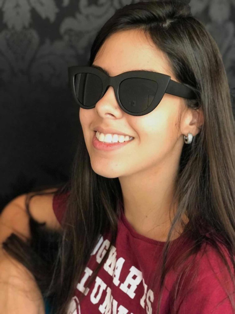 óculos sol feminino vintage retrô gatinho lindo rockabilly. Carregando zoom. dde6a32bd5