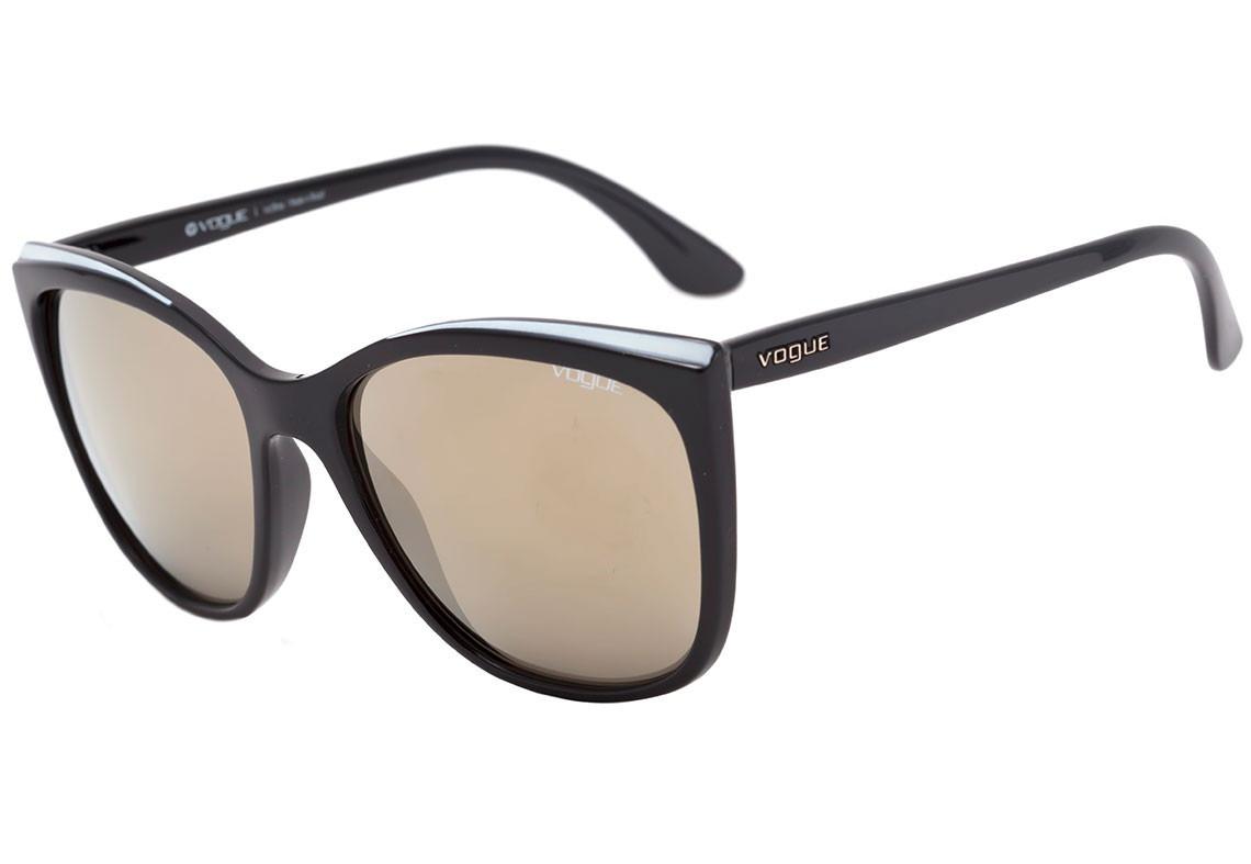 3e8f2ab50 Óculos Sol Feminino - Vogue Vo 5189 Sl W44/6g - Original - R$ 340,00 ...