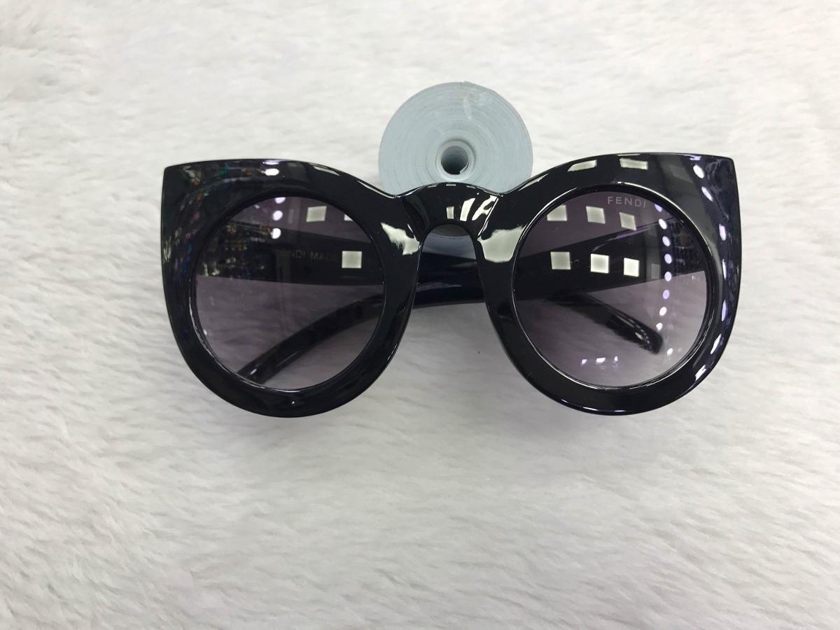 1cacffa28fc08 Carregando zoom... sol fendi óculos. Carregando zoom... óculos de sol fendi  lolly feminino gatinho lançamento 2018