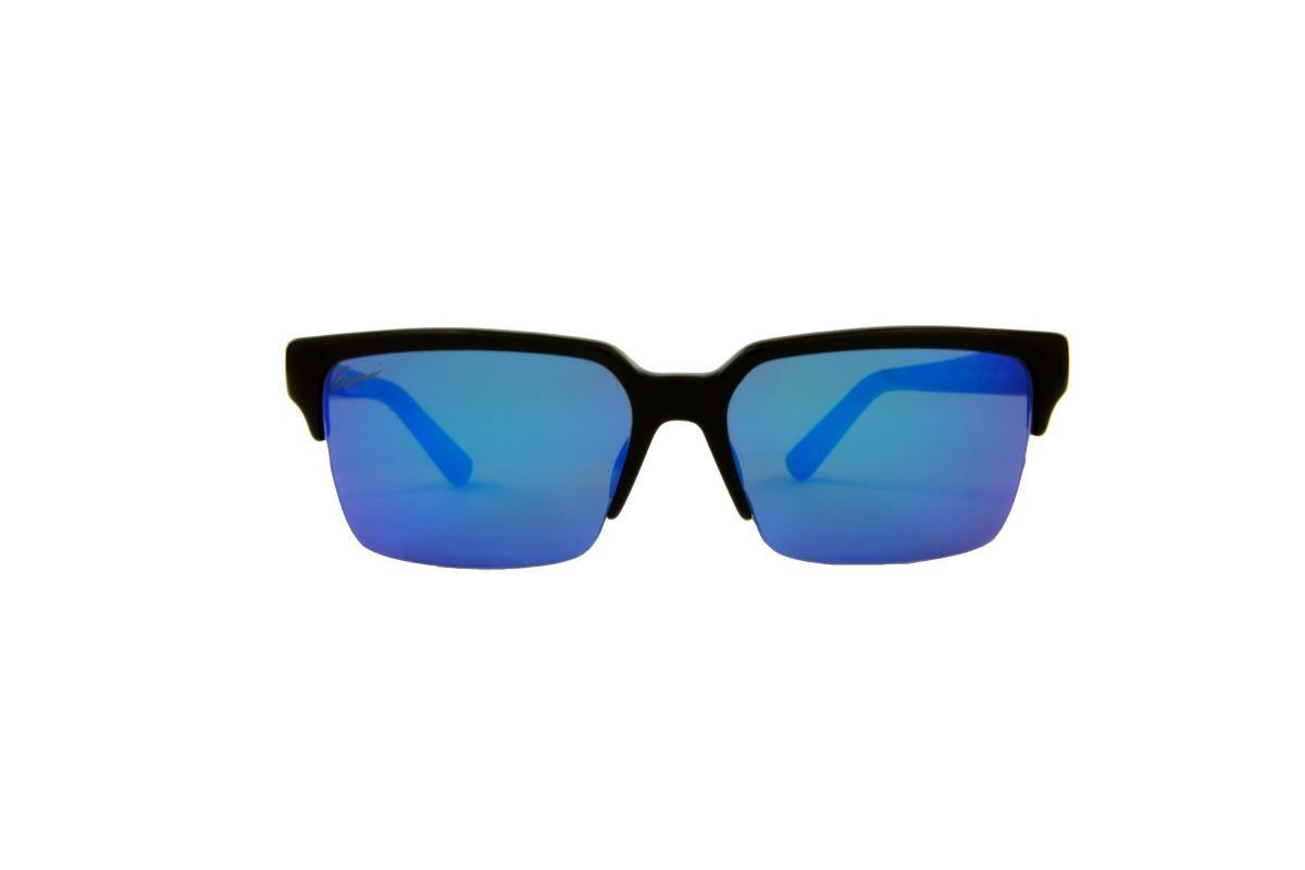 Óculos De Sol Gucci 100% Proteção Uv Melani Espelhado Preto - R  560 ... 06dccbe589