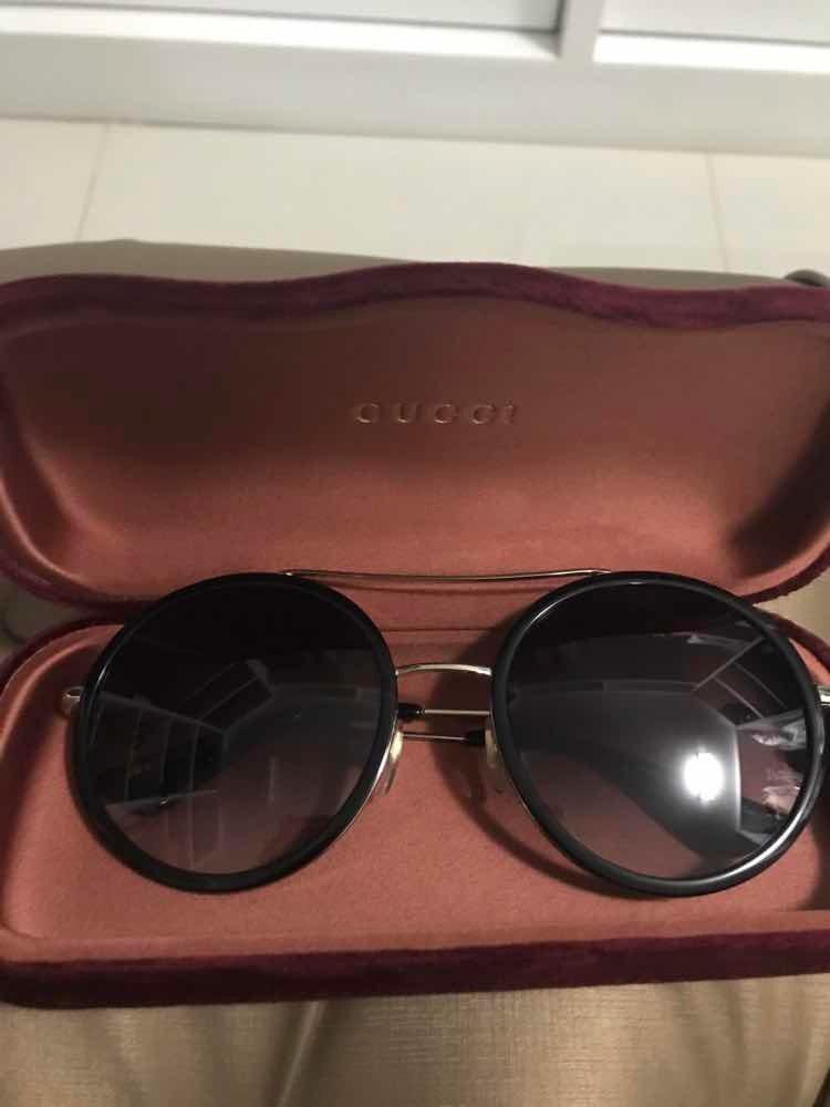 0a0a60391a39e Óculos De Sol Gucci Referência Gg00615. - R  850,00 em Mercado Livre