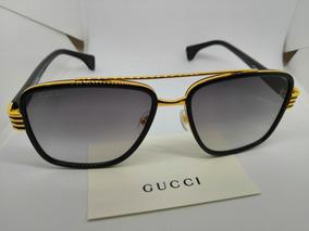 57fddf876 Oculos Perucci - Óculos De Sol Gucci no Mercado Livre Brasil