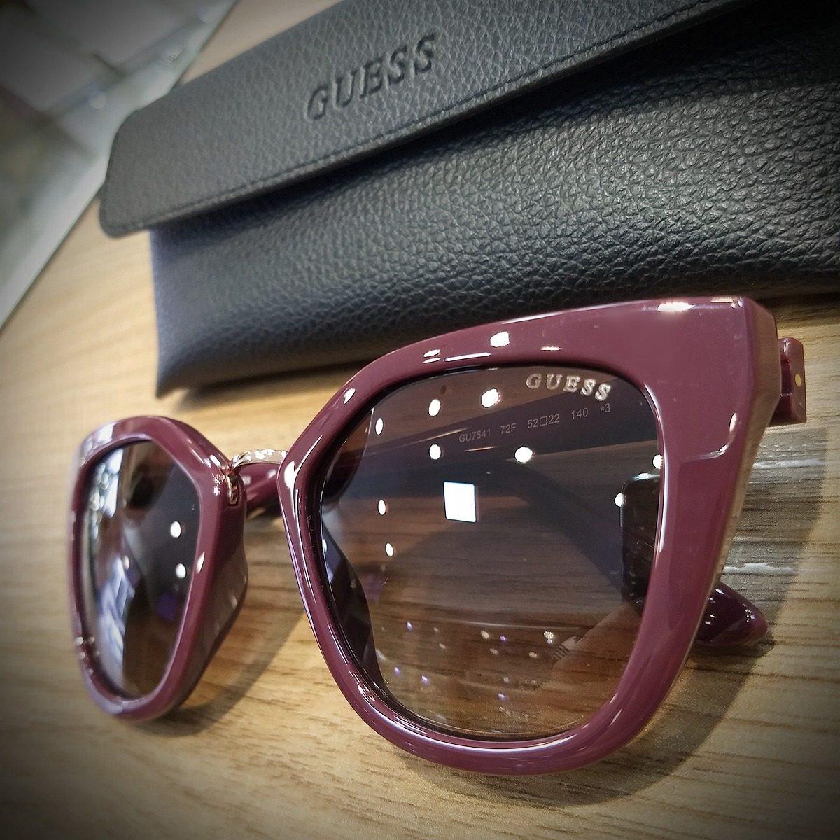 oculos de sol guess gu7541 original com nf. Carregando zoom... oculos sol  guess. Carregando zoom. e40f7852d5