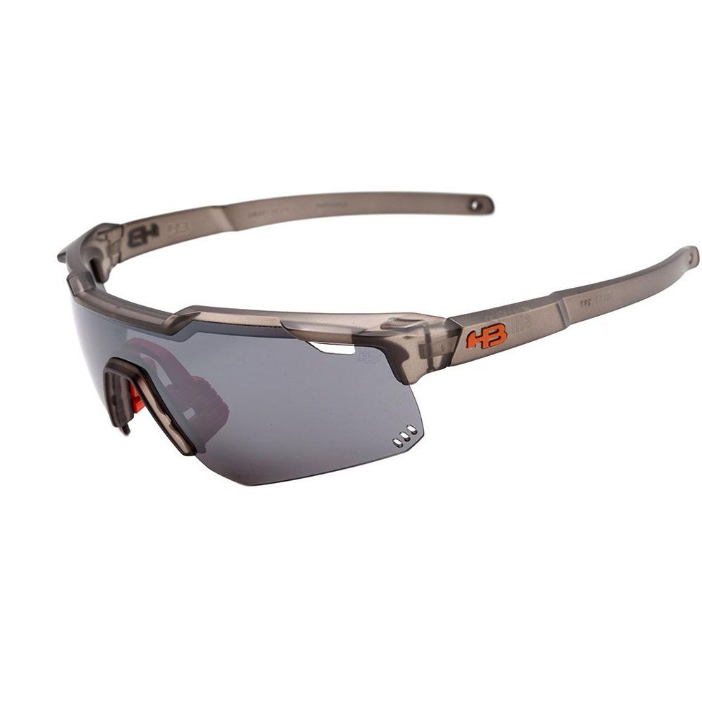 oculos sol hb shield solar lentes extras cinza prateado. Carregando zoom. 40a11cdf8a