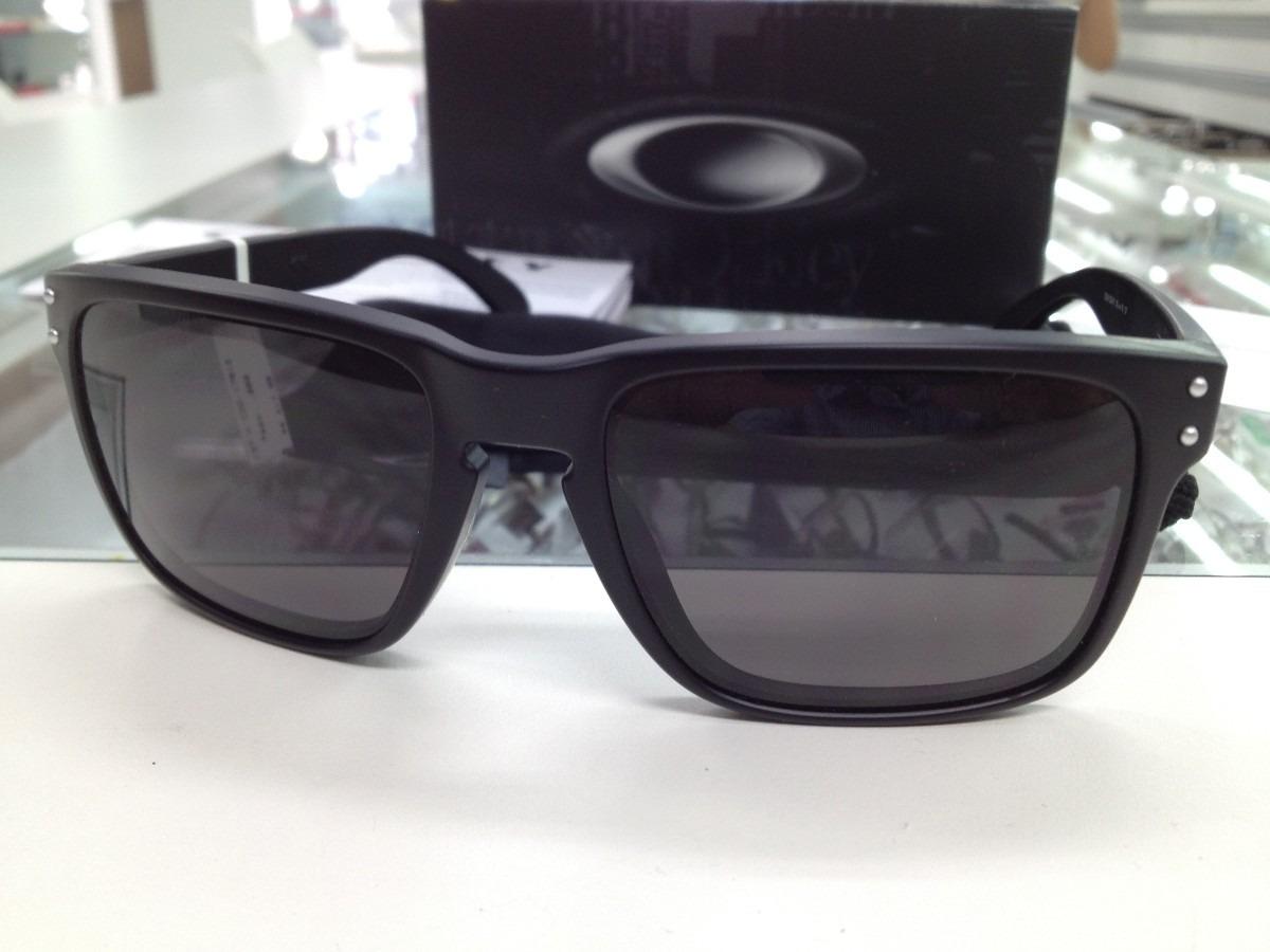 36caa8b572cfc oculos sol holbrook oakley original polarizado black. Carregando zoom.