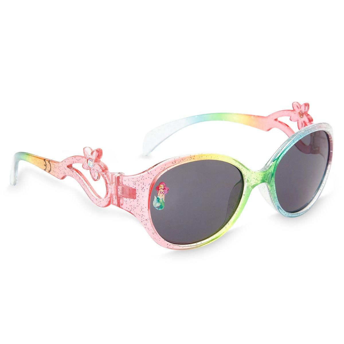 2bc3d778db79e Oculos Sol Infantil Original Disney Store Ariel Uva uvb - R  59,00 em  Mercado Livre