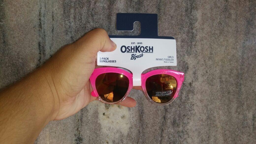 óculos sol infantil proteção solar importado carters oshkosh. Carregando  zoom. eff9e0d3c1