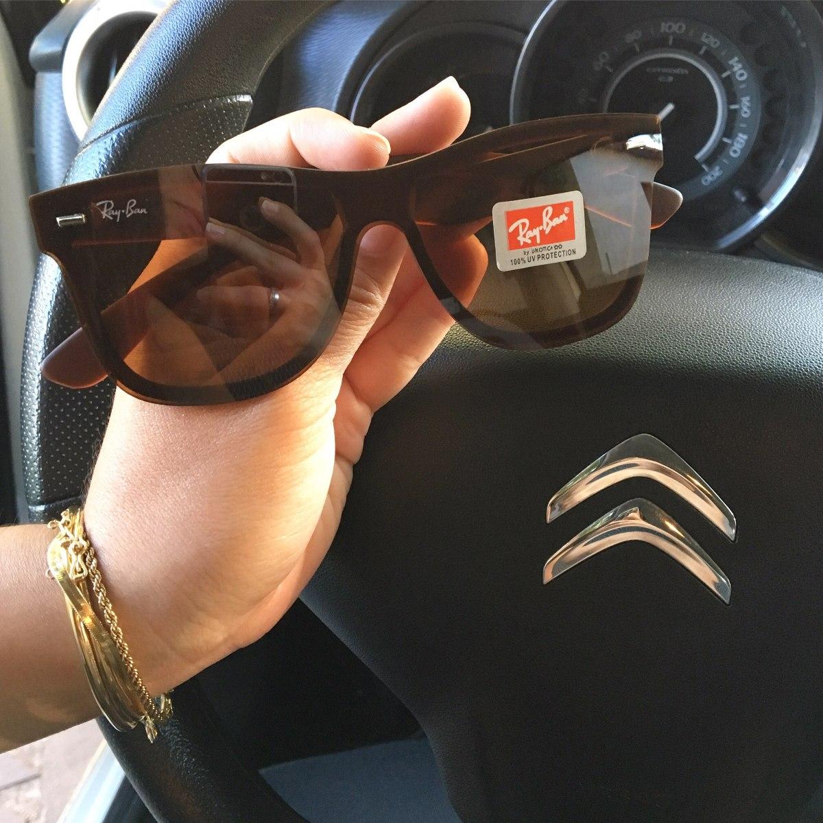4127ed1068107 óculos de sol justin blaze ray ban original masculino unisex · óculos sol  justin ray ban. Carregando zoom.