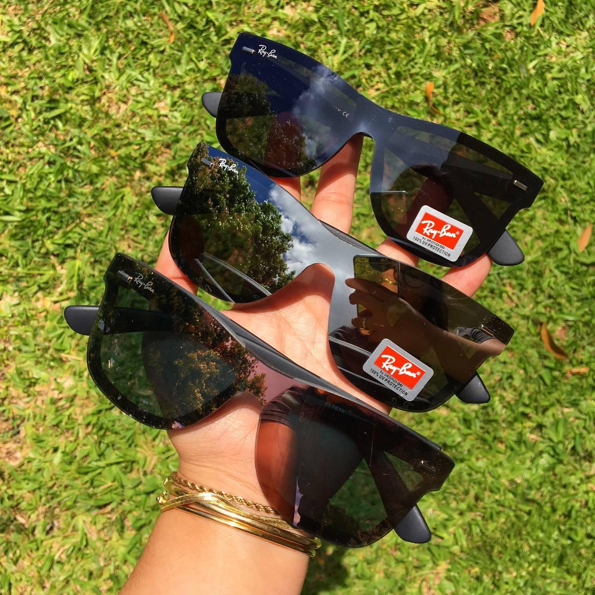 74d2e89c21c3b óculos de sol justin blaze ray ban original masculino unisex. Carregando  zoom... óculos sol justin ray ban. Carregando zoom.