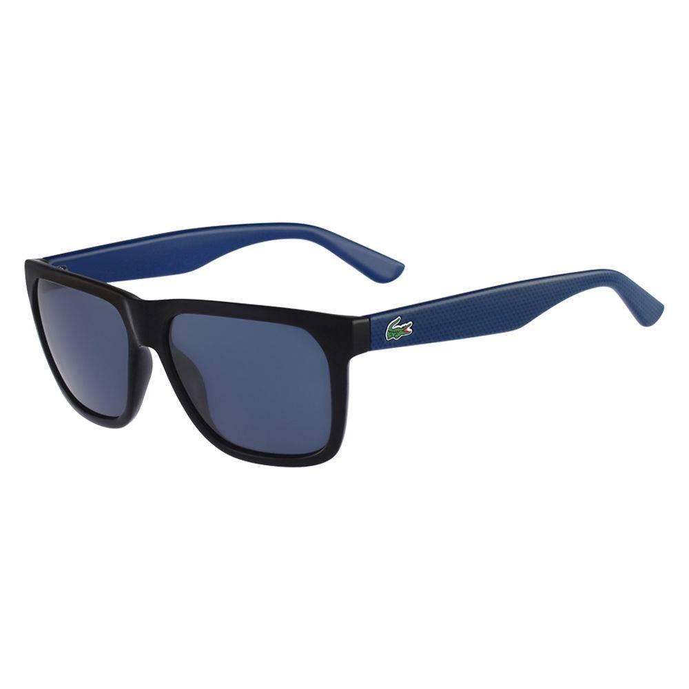 3cbe8115994cd ... masculino lacoste l732s 001 todo preto e metal. Carregando zoom... óculos  sol lacoste. Carregando zoom.