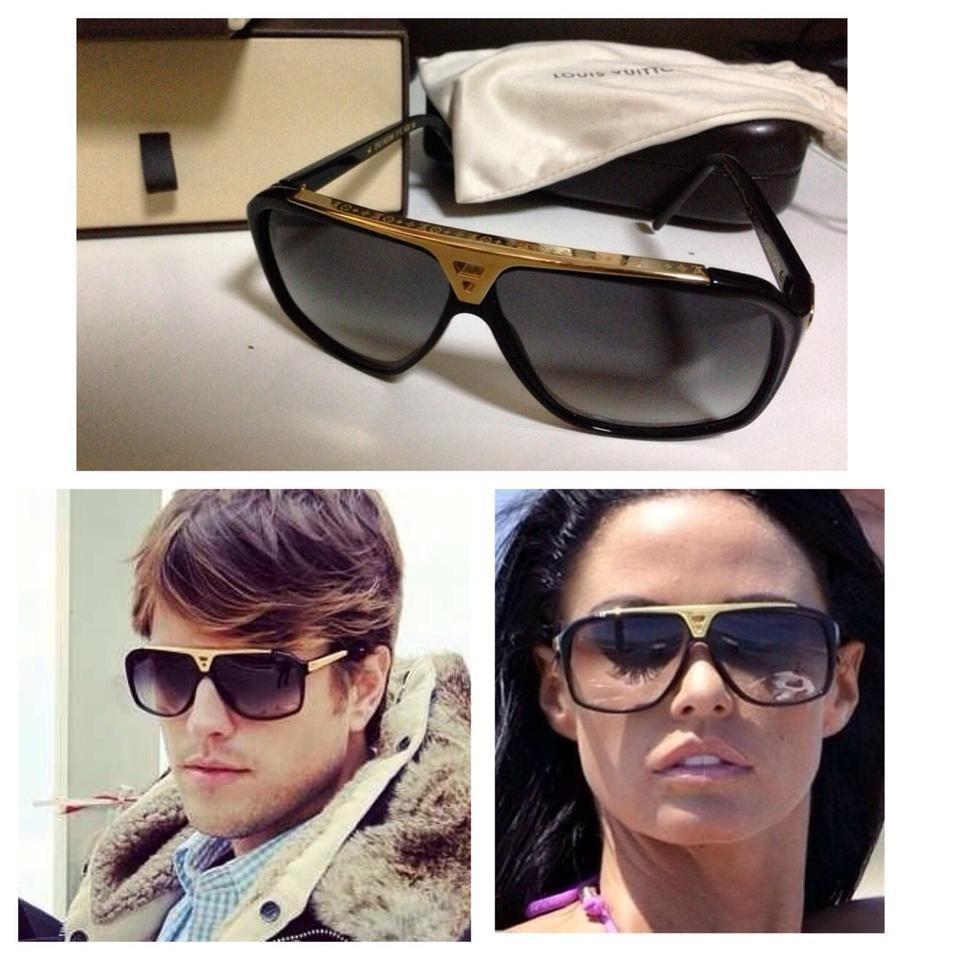 0d52497f62cdf oculos de sol lv louis evidence premium lente cristal · oculos sol louis.  Carregando zoom.