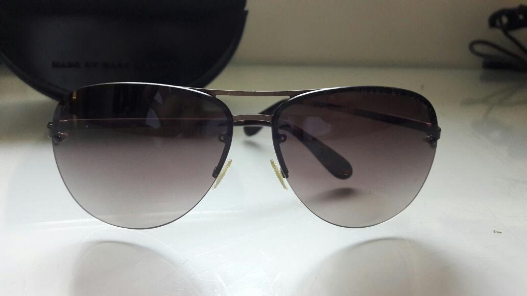 45b80d56c8b4d Óculos Escuro de Sol Original Aviador Marc Jacobs - R  100,00 em ...