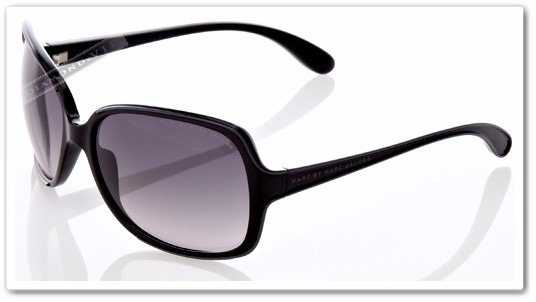 óculos sol feminino original marc jacobs preto marrom grande · óculos sol  marc jacobs 0155e21e64