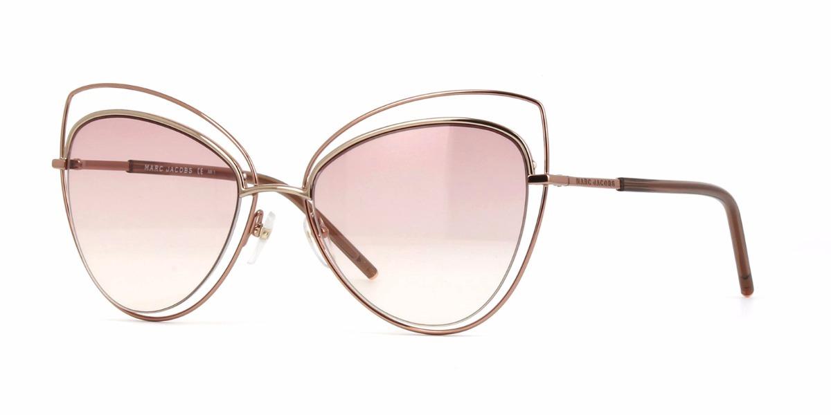 Óculos De Sol Marc Jacobs Marc 8 s Txa 05 - R  753,00 em Mercado Livre 6d166fd4c6