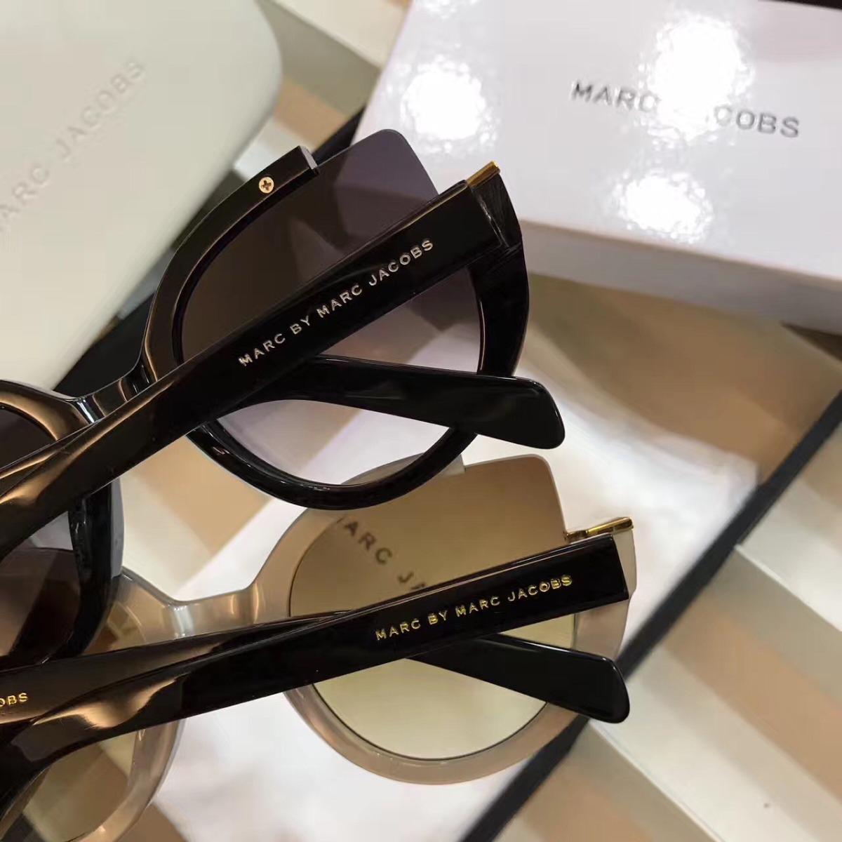 44f1d35a8ca67 Óculos De Sol Marc By Marc Jacobs Mmj 477 s Lsd - R  399