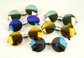 Kit 6 Óculos Sol Redondo Roundy Unissex Sem Marca Atacado - R  220 ... 265d7a65f7