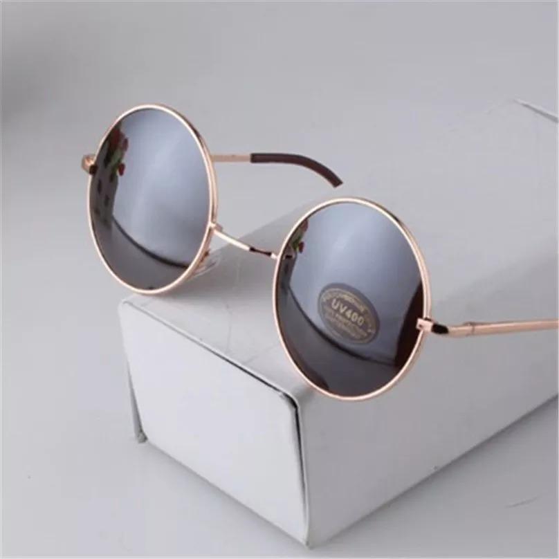 óculos sol masculino feminino retrô john lennon ozzy redondo. Carregando  zoom. 2e6bcf2e30