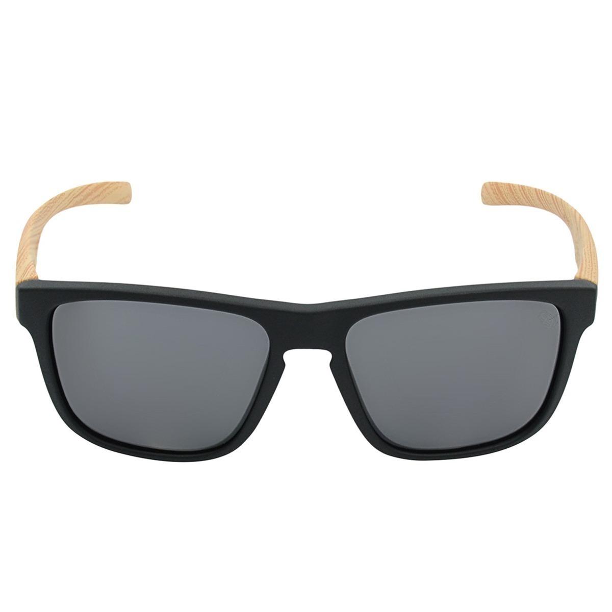 oculos sol masculino hb h-bomb original preto madeira wood. Carregando zoom. 09ecb8b1dd