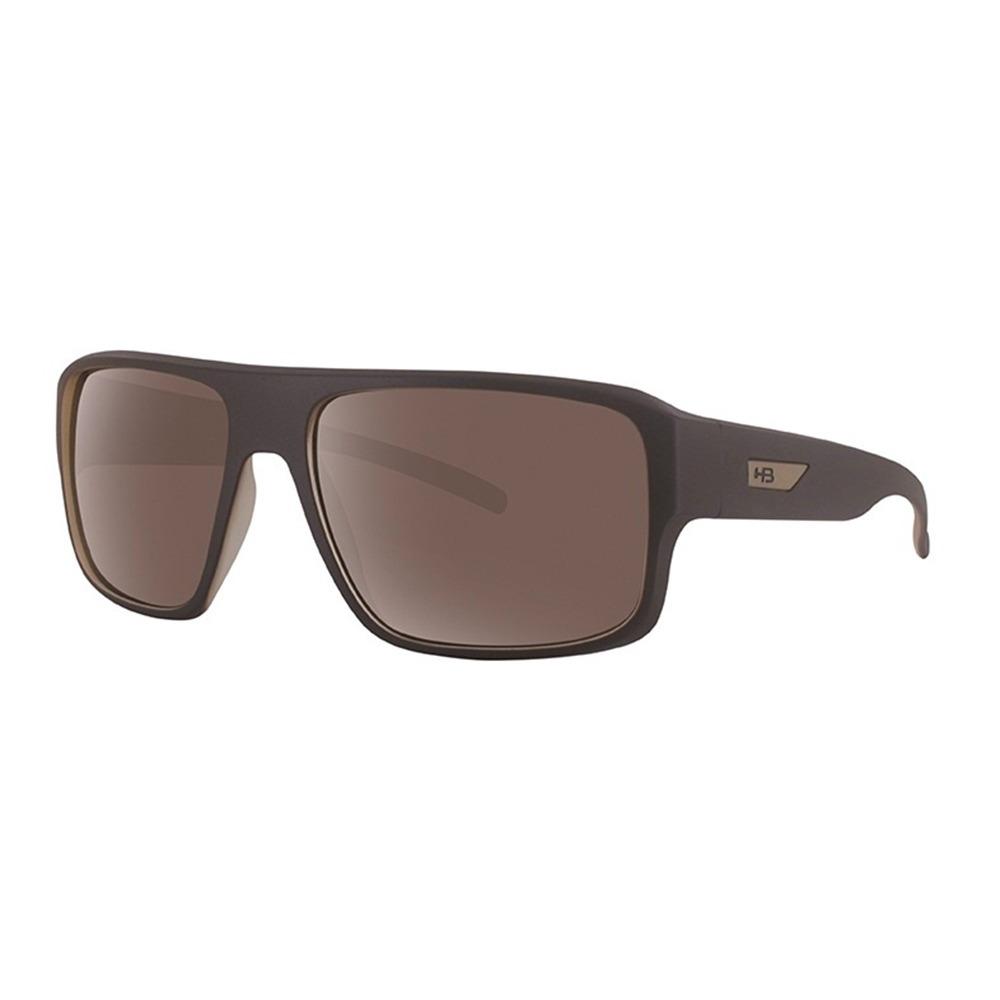 oculos sol masculino hb redback original cafe bege fosco. Carregando zoom. cd749f6e5a