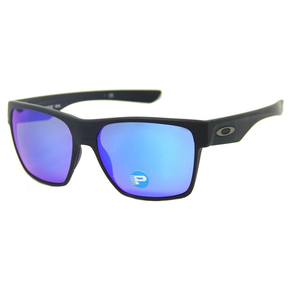 3cc196a4b óculos sol masculino oakley twoface xl 9350 polarizado. Carregando zoom.