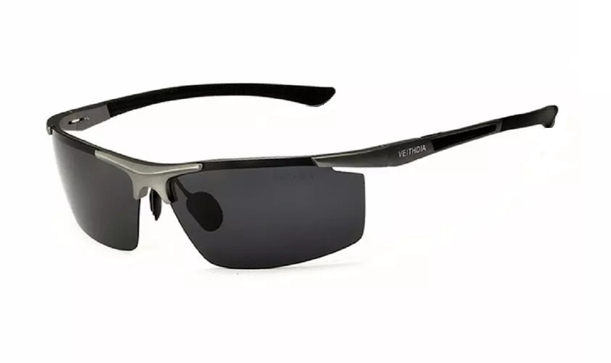 857c5abbb óculos sol masculino polarizado esportivo veithdia original. Carregando  zoom.