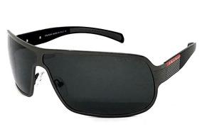 f3f120cd8 Oculos Sol Masculino Polarizado Pr8510 Máscara Solar Uv400