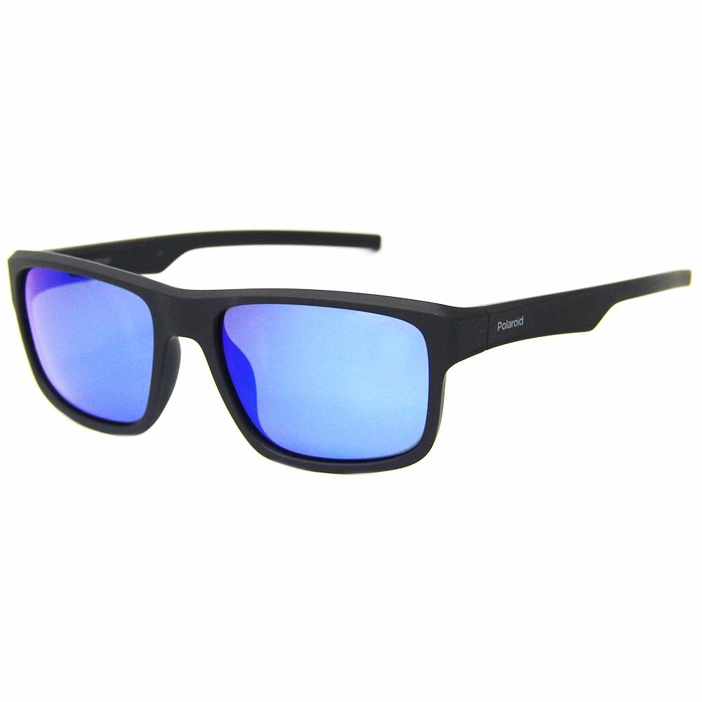 Óculos Sol Masculino Polaroid 3018 Promoção - R  188,99 em Mercado Livre ca189054c9