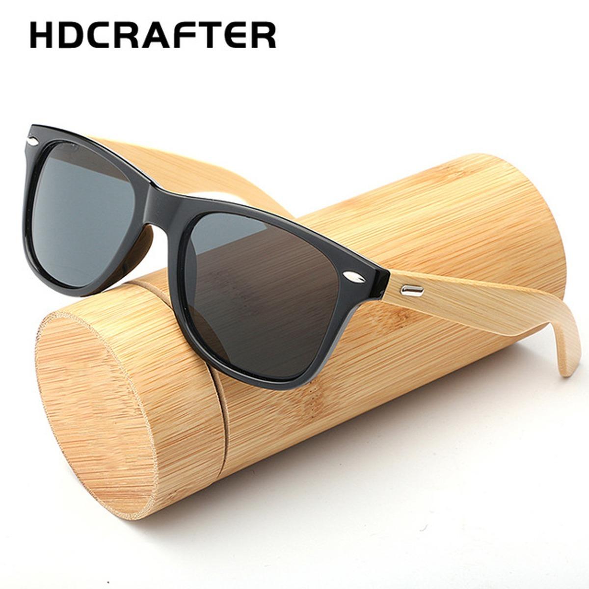 69dc44a532e77 óculos sol masculino redondo uv400 armação madeira hd. Carregando zoom.