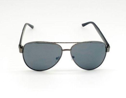 c187dda4ee4f6 Óculos Sol Masculino Vezatto Aviador Metal Preto Ly12004 C1 - R  139,90 em  Mercado Livre