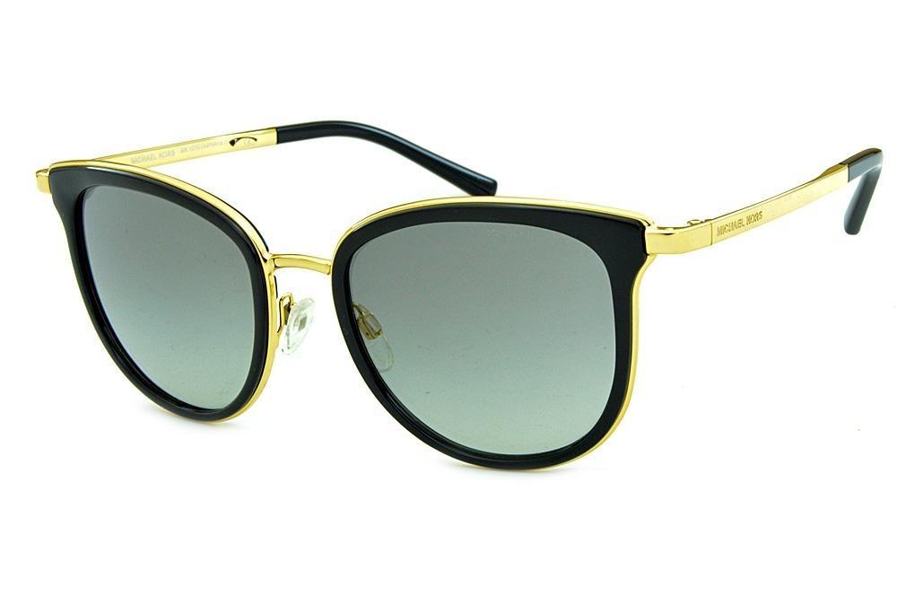 1df1103f3 Óculos De Sol Feminino Michael Kors Mk1010 Adrianna I 110011 - R ...