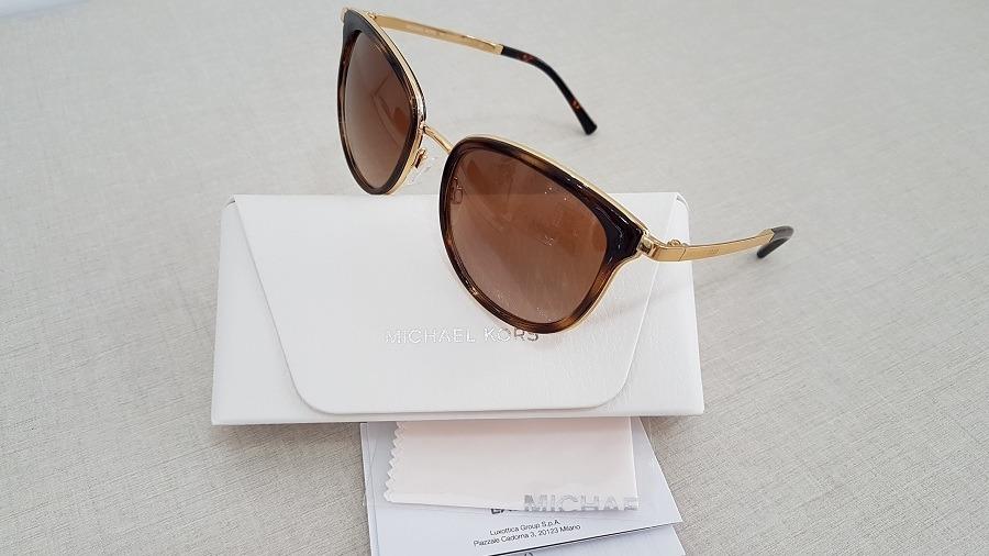 4ddd74c3651 Óculos De Sol Feminino Michael Kors Mk1010 110113 54 - R  435