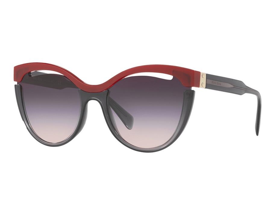 b4fe0c5110d02 Óculos De Sol Miu Miu Mu01ts 7j8n - R  1.100