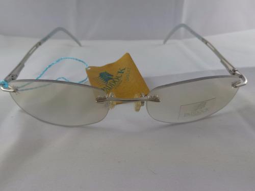 óculos sol mola hastes #paddock levemente espelhado 255pa-us