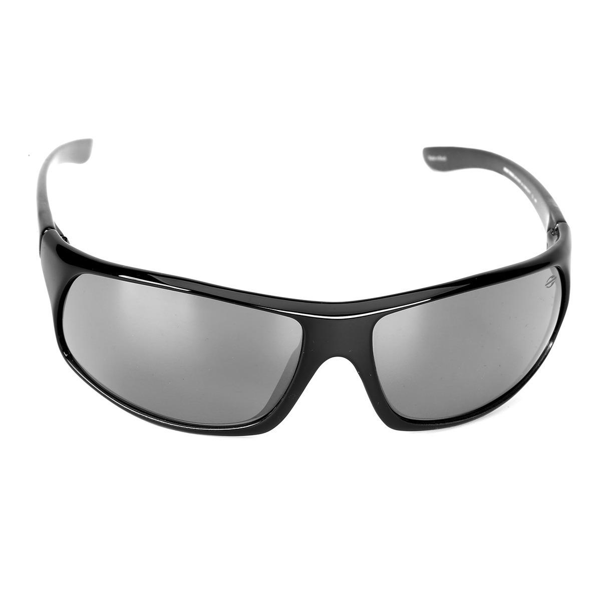 0a91415db7660 Óculos De Sol Mormaii El Cabo Preto Brilho Lente Cinza Show - R  179 ...