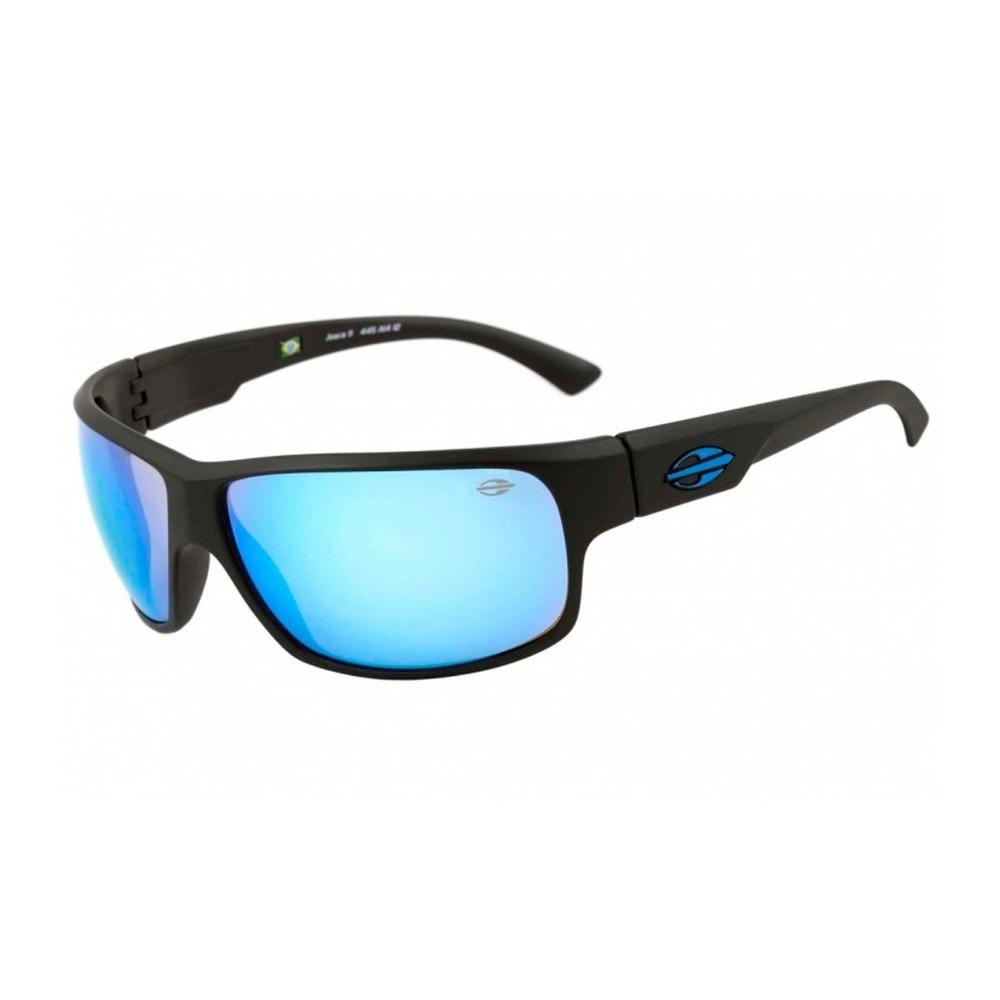 Oculos Sol Espelhado Mormaii Joaca 2 Solar Preto Fosco Azul - R  199 ... 7f3ea5b52e
