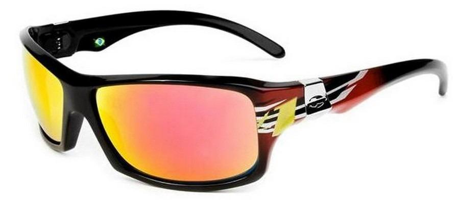 369cc623c89bd Oculos De Sol Mormaii Lagoa Mx 34402211 Vermelha Espelhada - R  149 ...