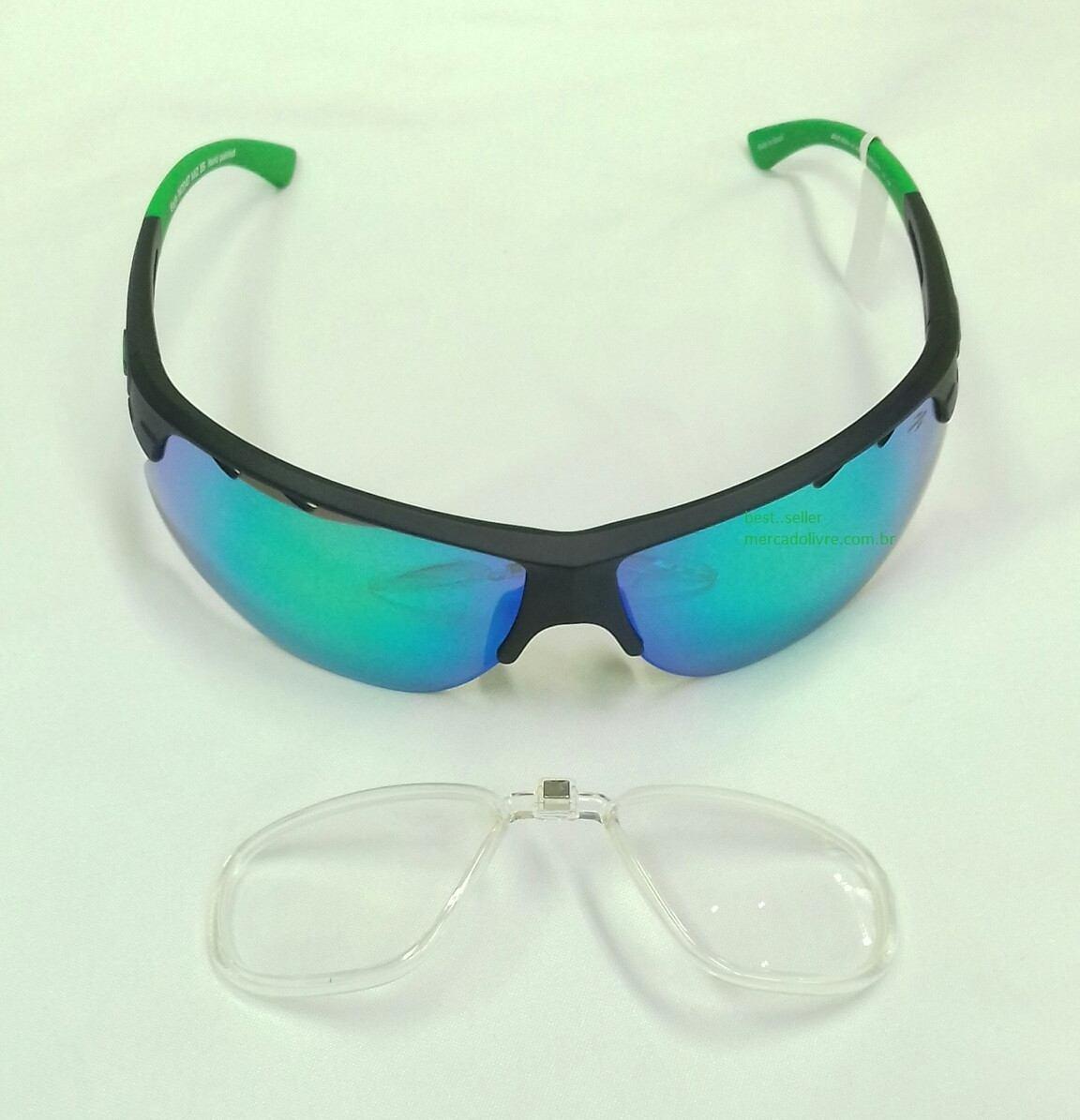 0b2c34c10 óculos sol mormaii eagle clip on grau clip espelhado verde. Carregando zoom.
